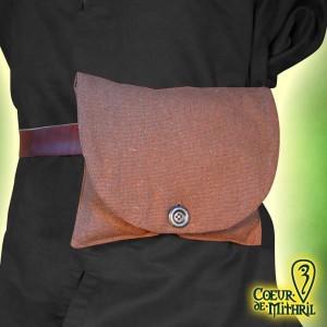 Sacoche de ceinture pour GN Grand Modèle