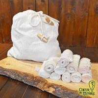 LARP Healer Bag with spare bandages