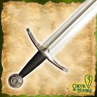Arme pour GN Épée Chevalier 102cm
