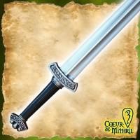 Arme pour GN Épée de Viking 106cm