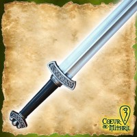 Larp Sword Viking 106cm