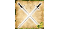Arme pour GN paire d'Épée de Chevalier 90cm