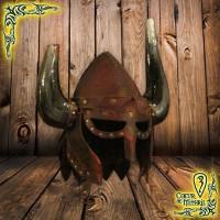 Casque pour GN Héros Viking Sanguinaire