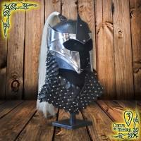 Larp Helmet Dark Elf Prince BK
