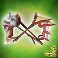 Épaulettes pour GN du Chevaucheur de Griffon