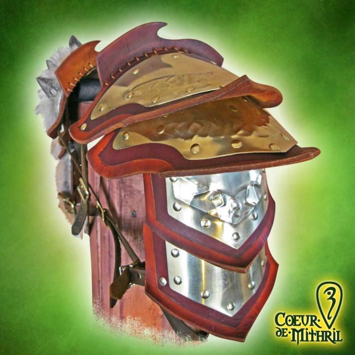 Larp War Belt of Gryphon Ryder