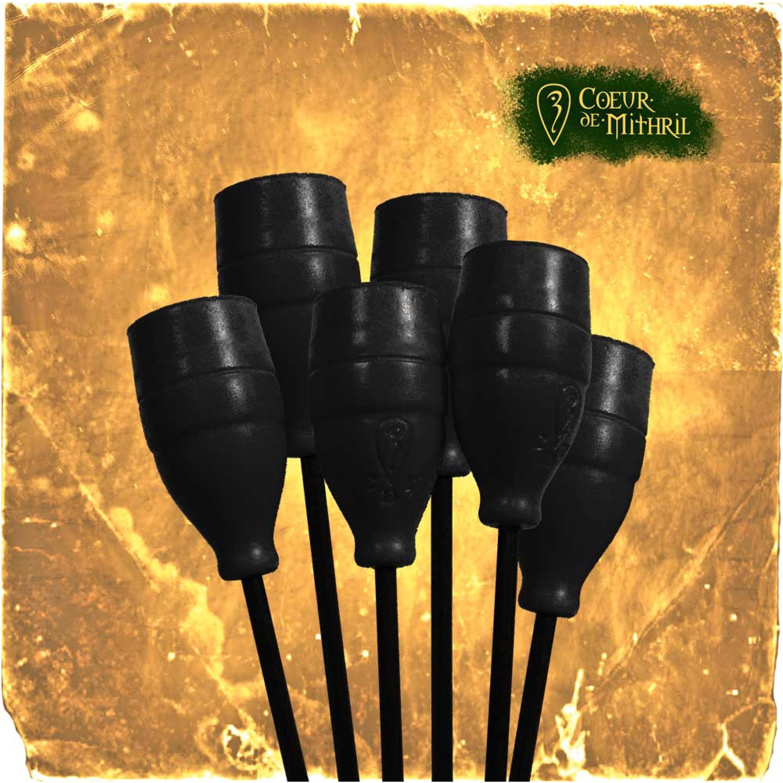 Flèches pour GN Noire