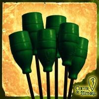 Flèches pour GN Verte