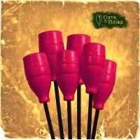 Flèches pour GN Rose