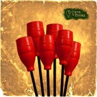 Flèches pour GN Rouge