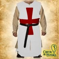 "LARP Knight Tabard Crusaders ""Templars"""