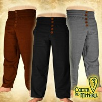 LARP Pirate's Pants